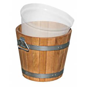 Anwendungsbeispiel Topfeinsätze, wasserdicht und felxibel
