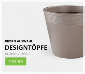 floralo24 Designtopf Scanella